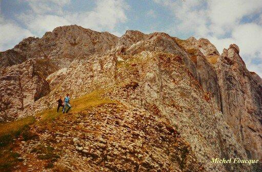 1563) Rando sur le Pécloz (Savoie)