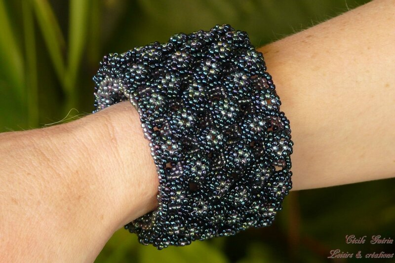 Ootheca cuff 2 - blog