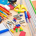 Fournitures scolaires rentrée 17 // commandes groupées