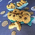 Cookies olive fêta