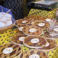 Les bonnes tartes aux fruits des bois ....