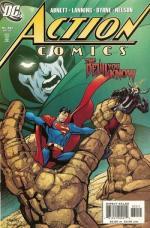 action comics 832