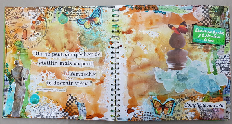 Azoline 2017-9 Art journal 4
