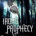 Iron's prophecy : couv révélée de la dernière histoire d'ash et megan