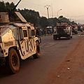 Centrafrique: controverse sur les réseaux sociaux autour de l'opération menée au pk5 contre les groupes armés