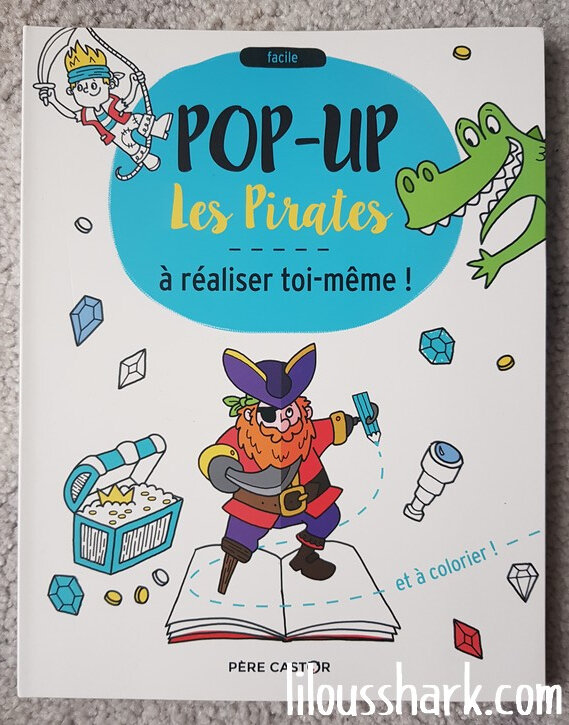 pop up les pirate a creer toi meme