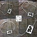 bijoux argent bracelets
