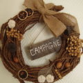 Couronne campagne