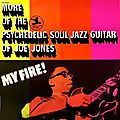 Boogaloo Joe Jones - 1968 - My Fire! (Prestige)