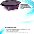 Promo tupperware: juin 2014