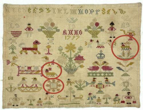 Elizabeth Wipp 1826 sampler 07