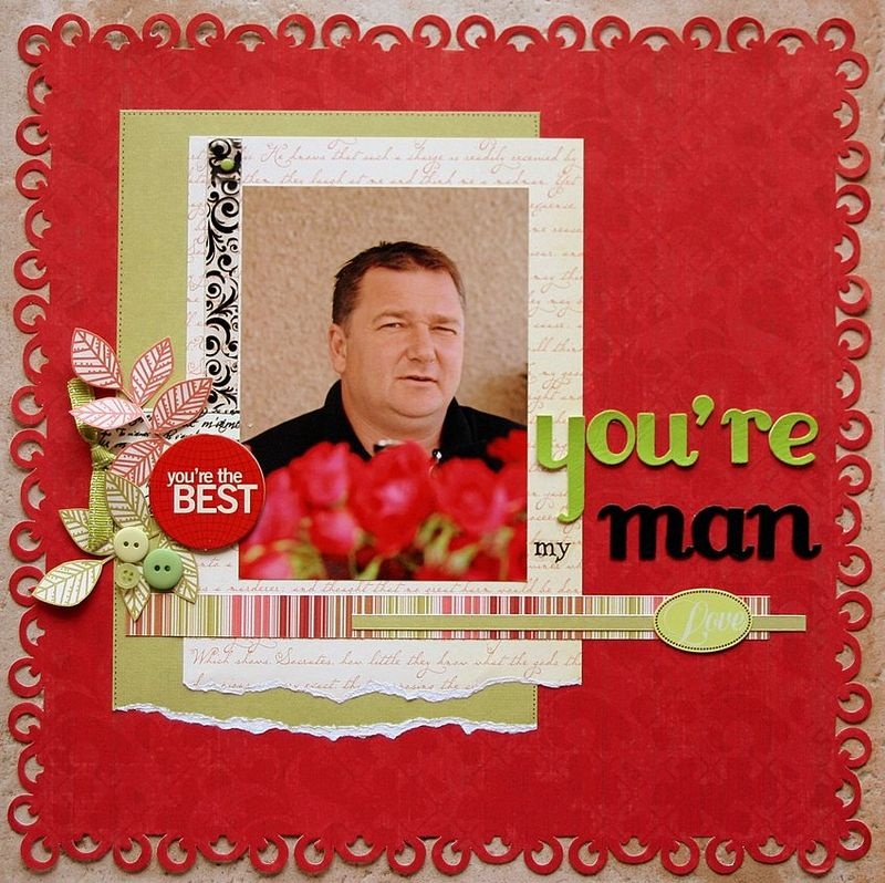 you're my man