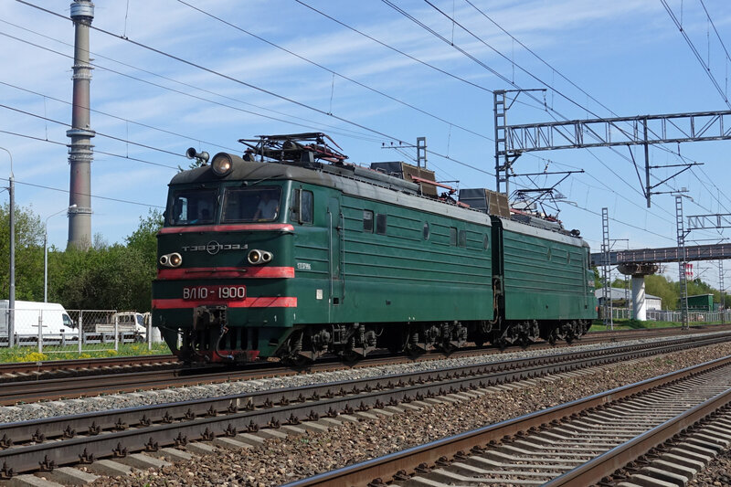 Locomotive VL10
