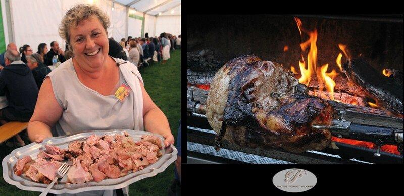 EAUZE_GALOP_ROMAIN_banquet_gaulois