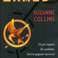 Hunger games, écrit par suzanne collins
