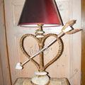 Lampe-coeur