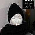 Snood et bonnet 04, 05...