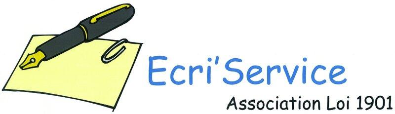 Logo Ecri'Service blog