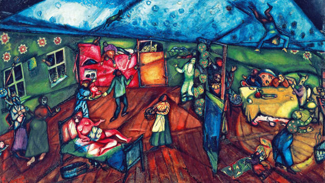 chagall-naissance