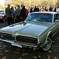 Mercury cougar hardtop coupe-1967