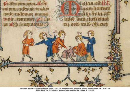 Out Of Bounds Images In The Margins Of Medieval