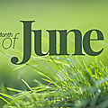 What's up in june ?