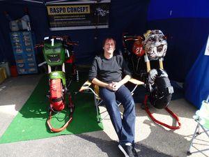 Raspo ZRX Monster Race Carole 2012 13
