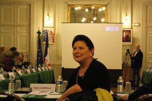 Martine Fauchon conseil municipal Avranches 2012