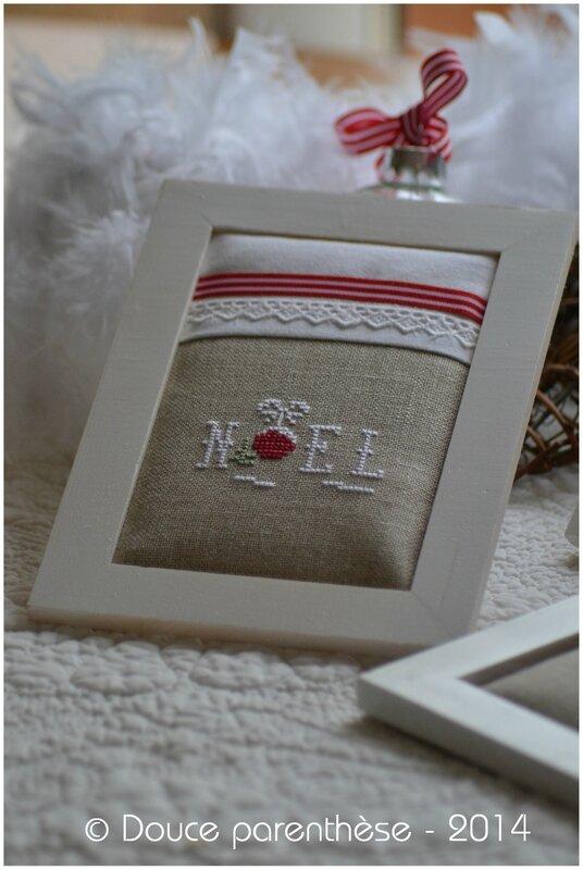 Noel rouge et blanc 1