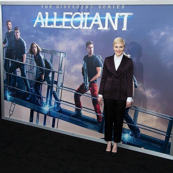 Divergent 3_Allegiant - New York Premiere 09