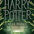 Harry potter, tome 6 : harry potter et le prince de sang-mêlé (harry potter and the half-blood prince) - j. k. rowling