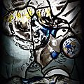 Chagall (chandelier) Assy