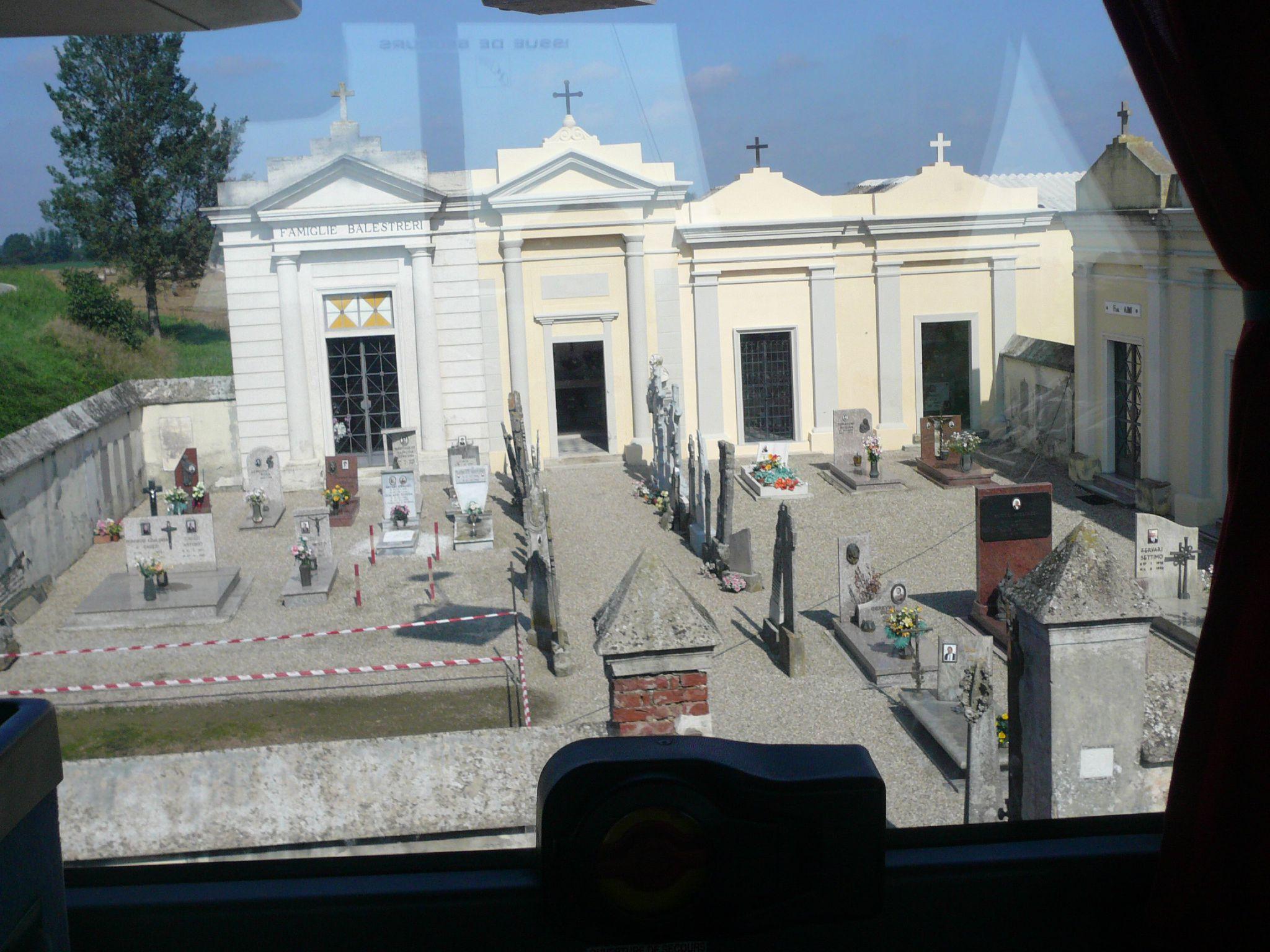 Cimetière italien