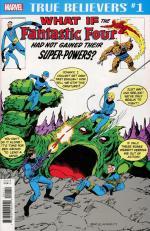 true believers what if the fantastic four had not gained super powers