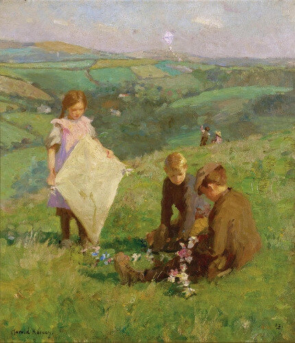 harold harvey enfants