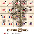 Dystopian wars - la campagne - acte 4 et carte du 5