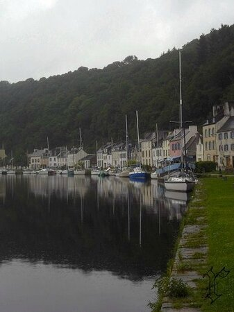 Port Launay_vue canal