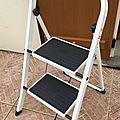 Un équipement incontournable pour des taches en hauteur...