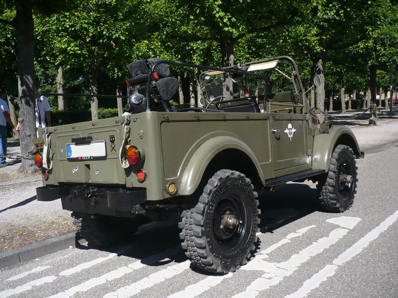 UAZ 69 jeep militaire Karlsruhe (2)
