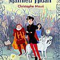 Mathieu hidalf (5 tomes), de christophe mauri