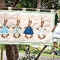 Mes Coutures Tilda du livre de Pâques