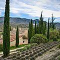 Buoux : un village aux airs de toscane