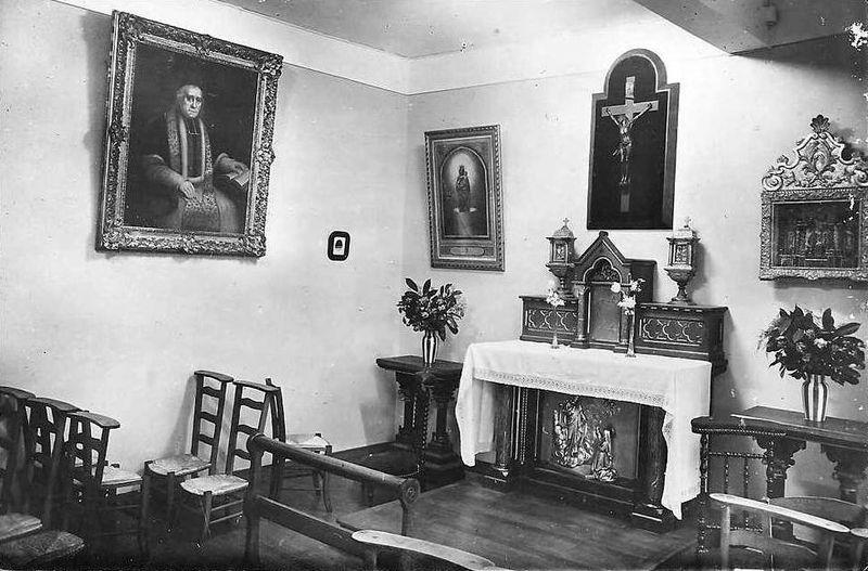 Chapelle de la Madeleine, Chambre du P. Chaminade