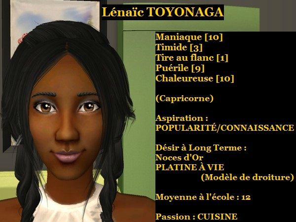Lénaïc TOYONAGA