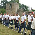A poem for the highland games of france