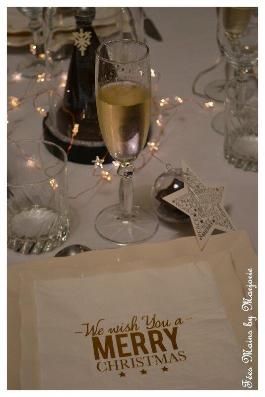 Repas de fêtes Noël 2015