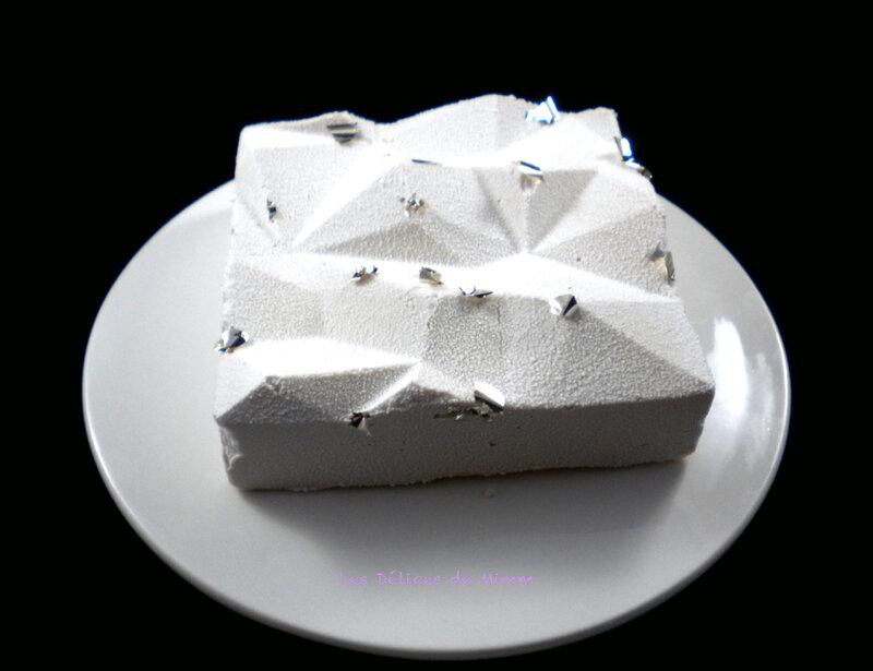 L'iceberg (entremets au gianduja)