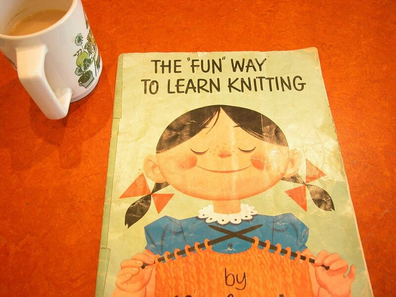 fun way to learn knitting