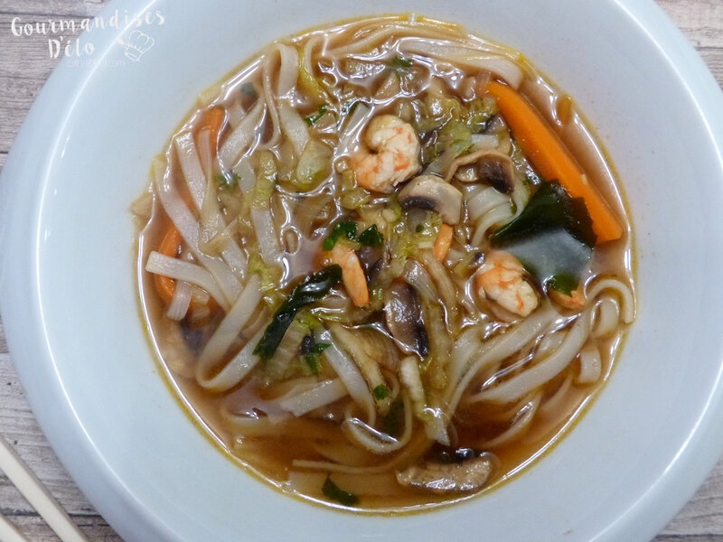 Soupe japonaise (1)
