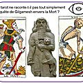 Vincent beckers, le tarot de marseille et l'épopée de gilgamesh